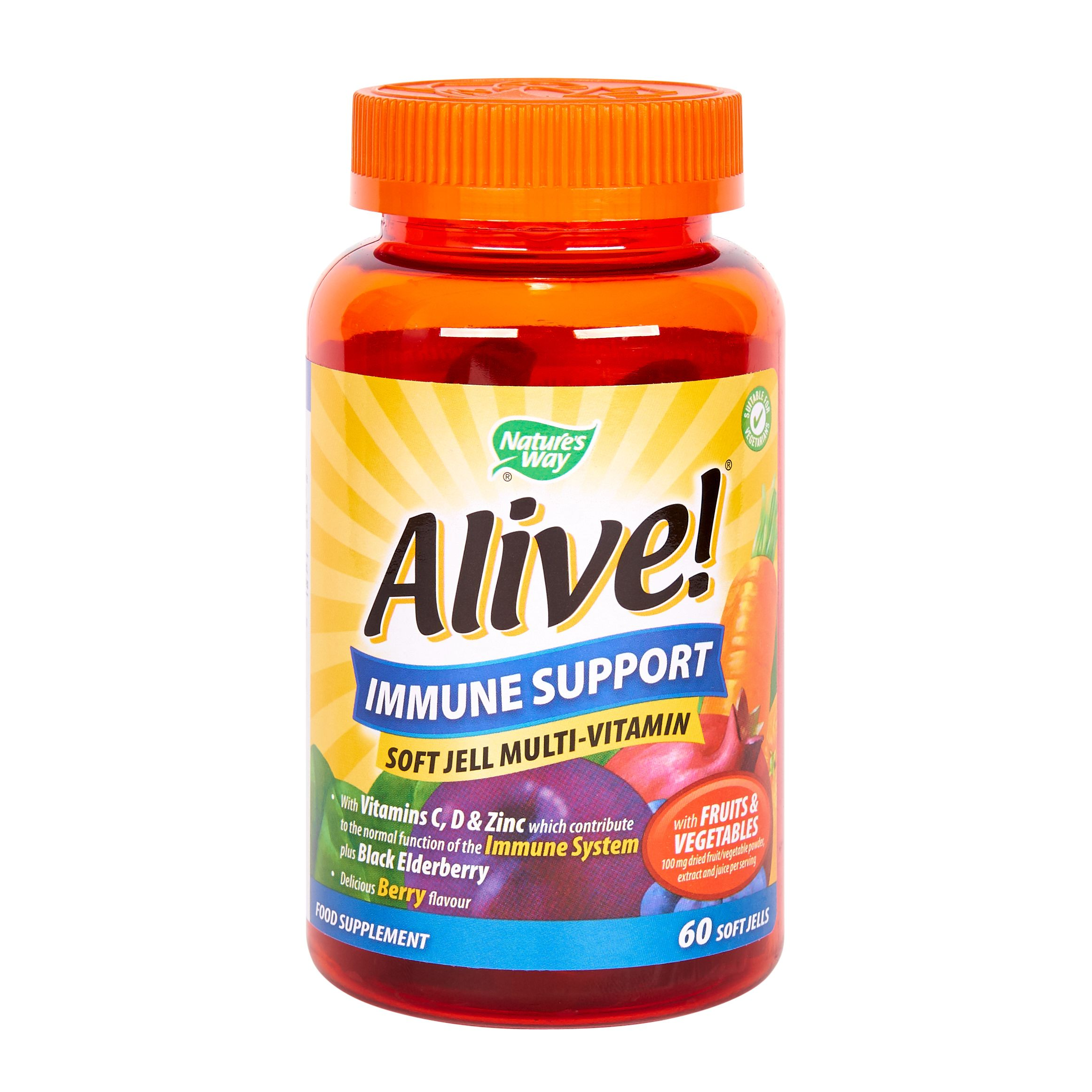 Nature's Way Alive! Immune Support