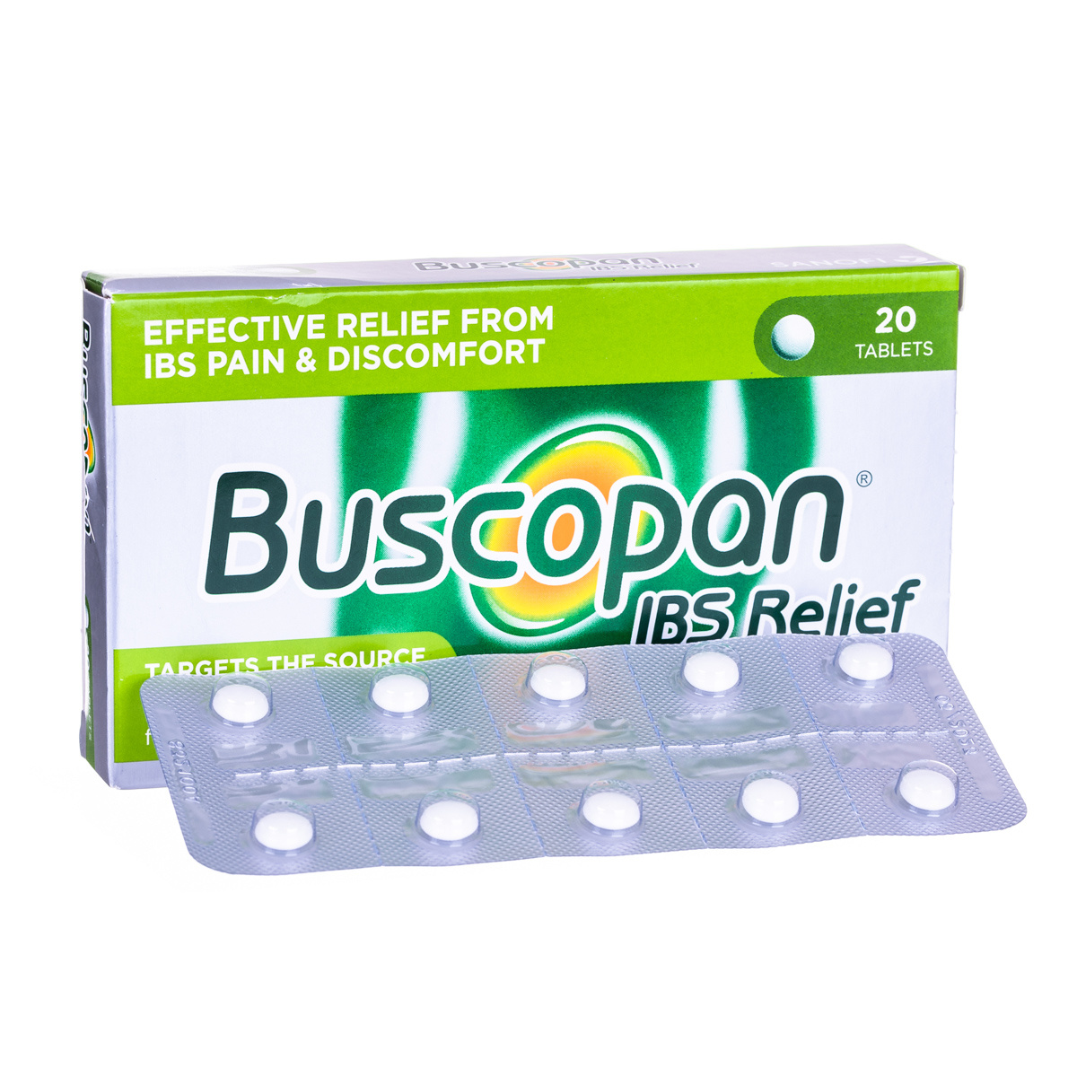 buscopan ibs relief side effects
