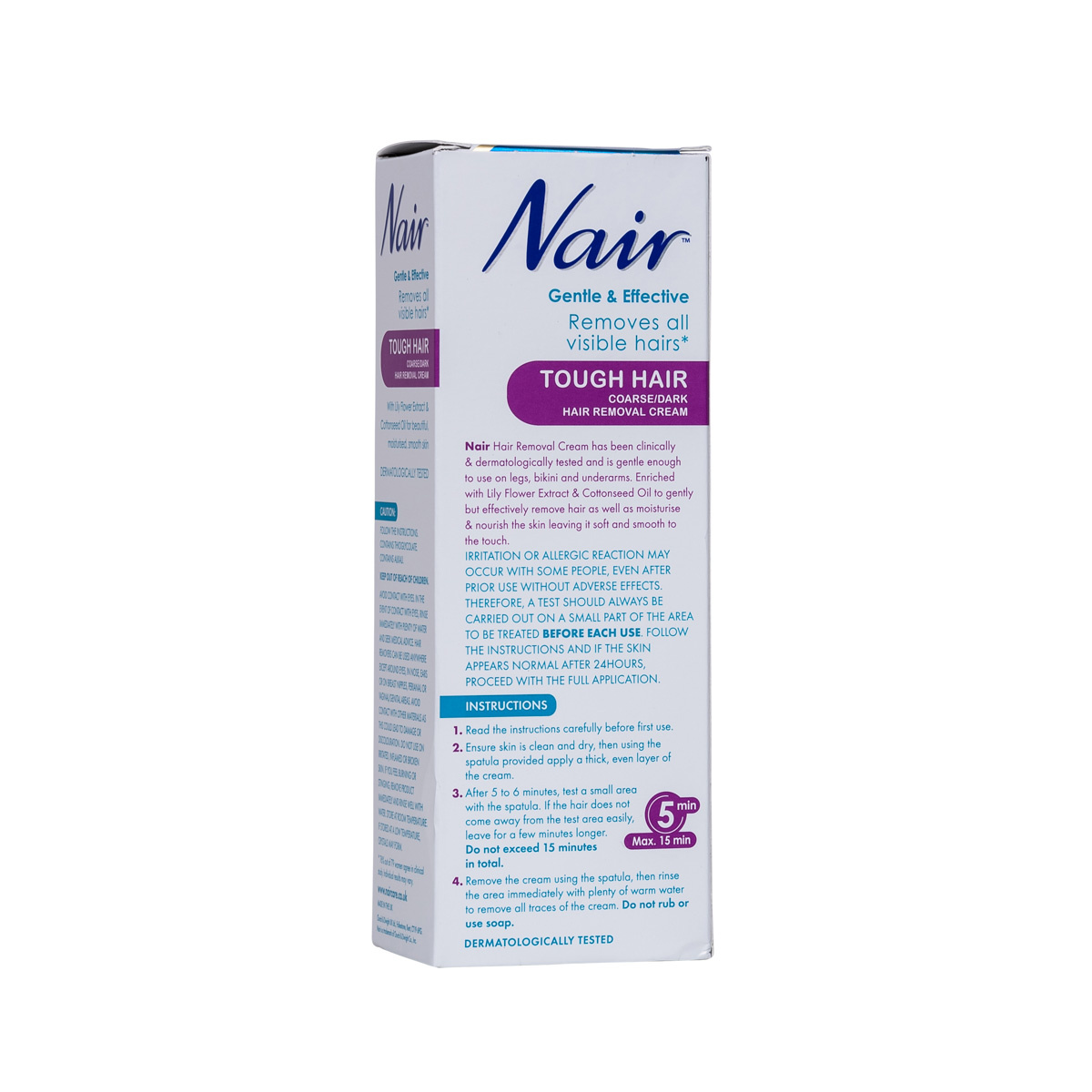 Buy Nair Tough Hair Removal Cream Online Uk Meds