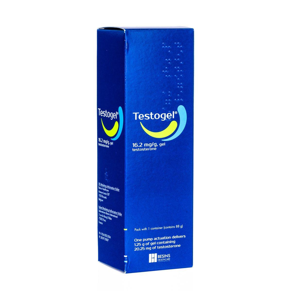 Testogel Pump