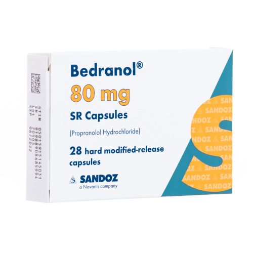 Propranolol SR