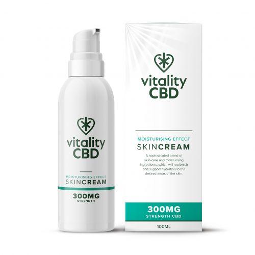 Vitality CBD Skin Cream