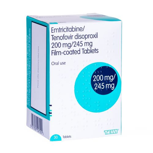 Emtricitabine/Tenofovir (PrEP)