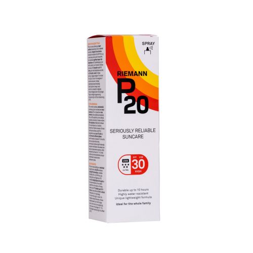 Riemann P20 SPF30 Spray